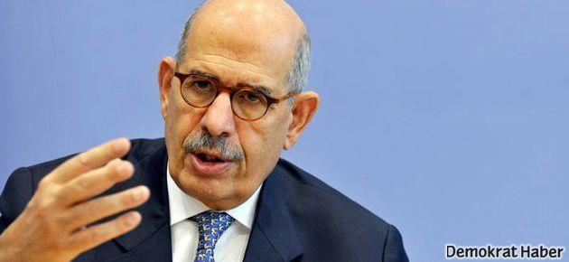 Mısır'da Baradey istifa etti