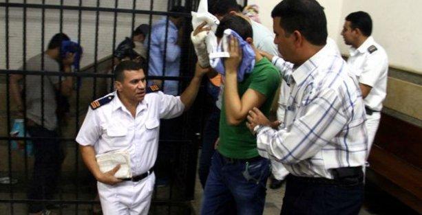 Mısır'da 'eşcinsel düğünü'ne ceza indirimi