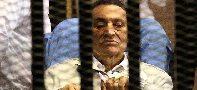 Mısır'da 'firavun' serbest!