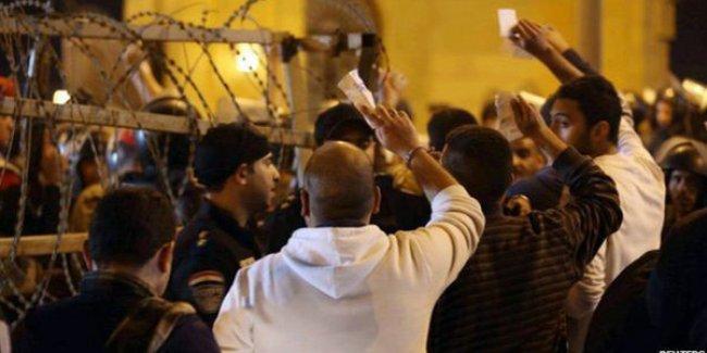 Mısır'da futbol ligi maçları süresiz olarak askıya alındı