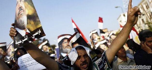 Mısır'da kanlı sabah