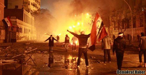 Mısır'da son iki günde 41 kişi öldü