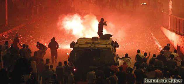 Mısır'da yine kan aktı: 50 ölü