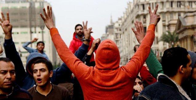 Mısır'daki protestolarda ölü sayısı 21'e yükseldi