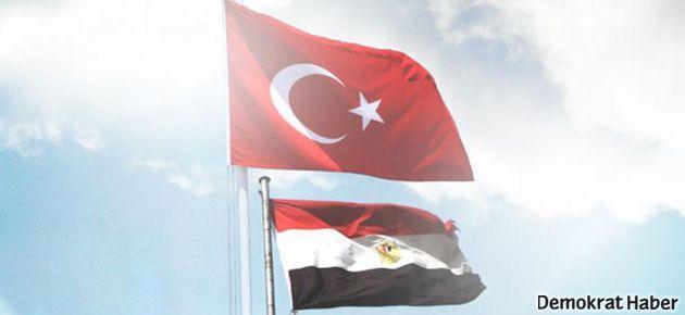 Mısır'dan Türkiye'ye veto