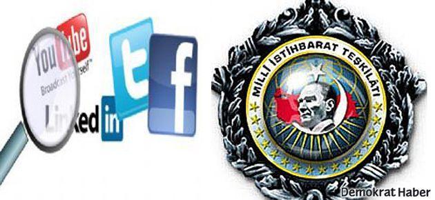 MİT: Sosyal medyayı izlemiyoruz