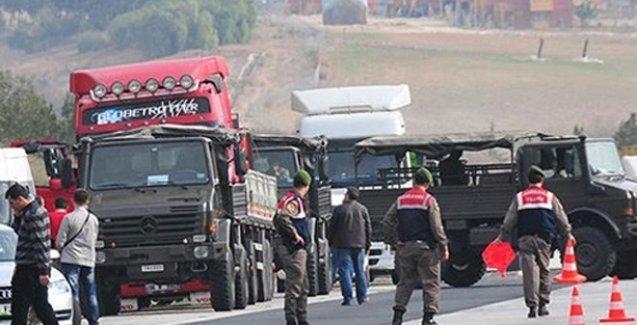 MİT TIR'ları ihbarını yapan askeri personel tutuklandı