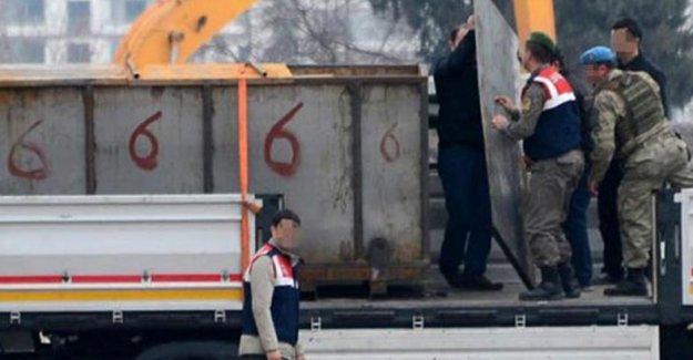 MİT TIR'larının aranmasında görev alan asker ve savcılar hakkında kovuşturma izni