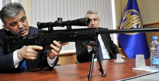MKE'nin Türk yapımı sniper tüfeği Fransa'da çalındı