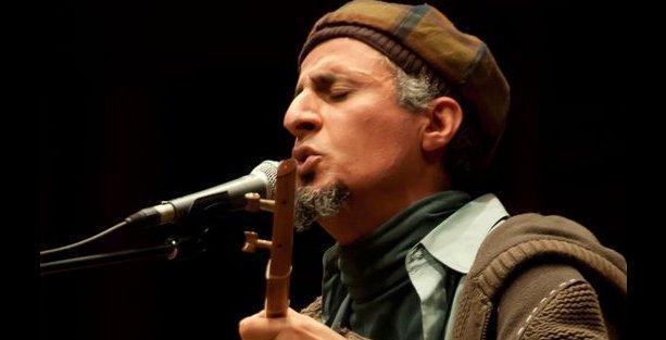 Mohsen Namjoo Türkiye'de ilk konserini verecek