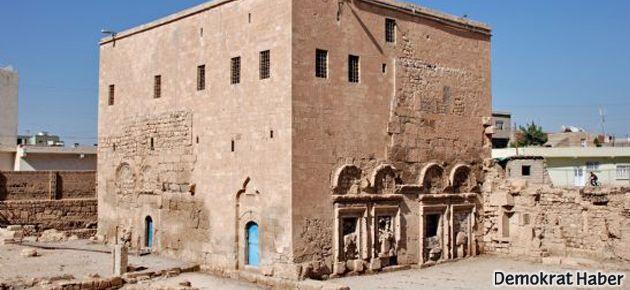Mor Yakup Manastırı açıldı