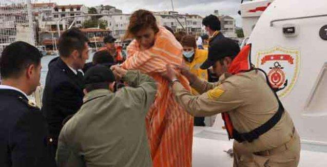 Yine göçmen faciası: 6 ölü