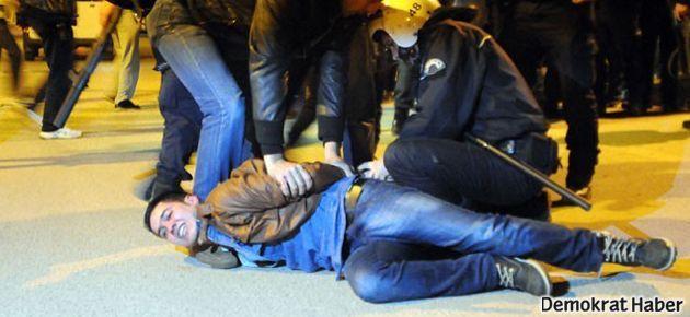 Ülkücü öğrencilerle Kürt öğrenciler arasında kavga