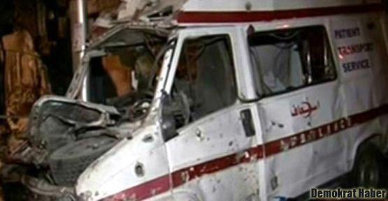Muhaliflerden hastaneye bomba: 27 ölü