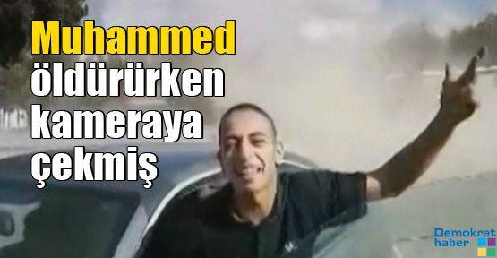 Muhammed Merah 7 kişiyi öldürürken kameraya çekmiş