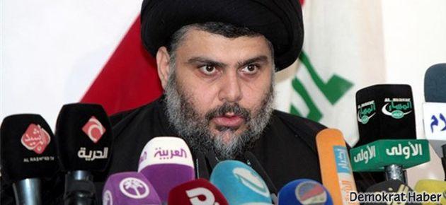 Mukteda Sadr: Irak'ın geleceği karanlık!