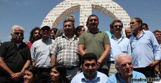 Munzur Festivali Hozat'ta başladı
