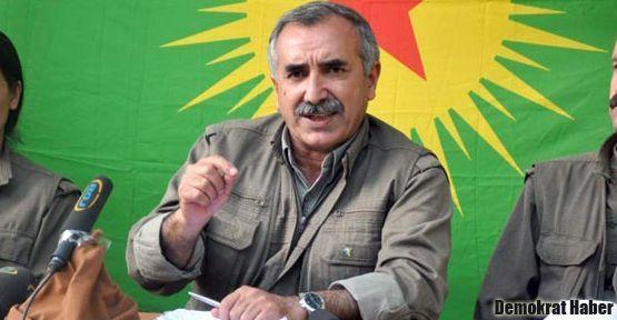 Murat Karayılan'dan silah bırakma açıklaması