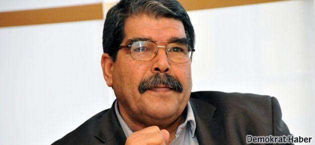 Müslim: Türkiye'de barış olursa Kürtler de Suriye muhalefetiyle anlaşabilir