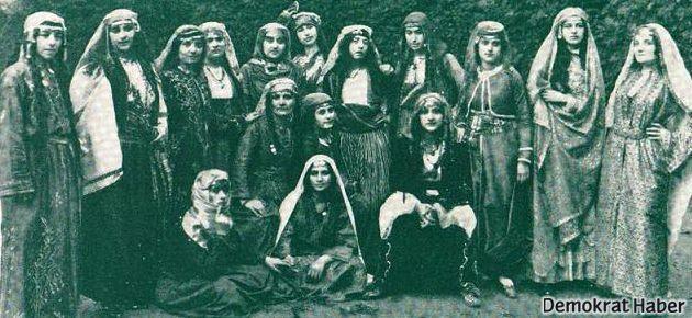 Müslüman gibi görünen saklı Ermeniler