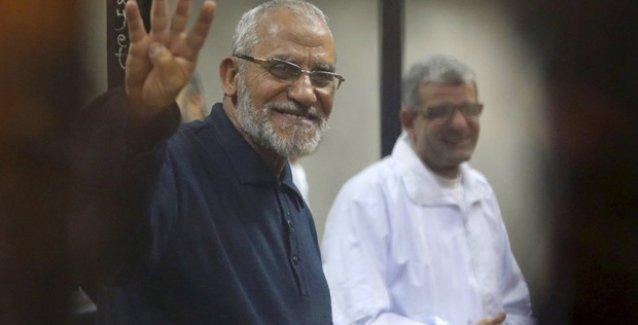 Müslüman Kardeşler'in liderine idam cezası