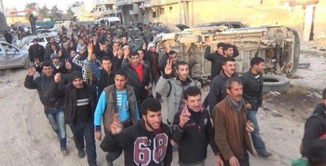 Müşritpınar Sınır Kapısı'ndan Kobani'ye geçen 200 genç YPG'ye katıldı