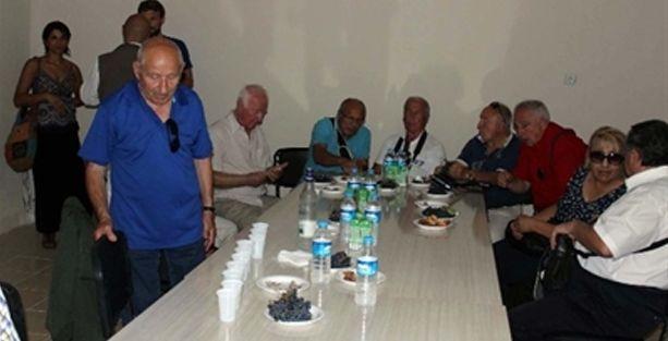 Muş'ta yaşayan Ermeniler dernek çatısı altında birleşti