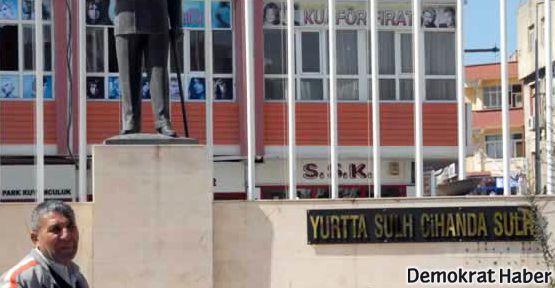 Mustafa Kemal'den sürece destek!