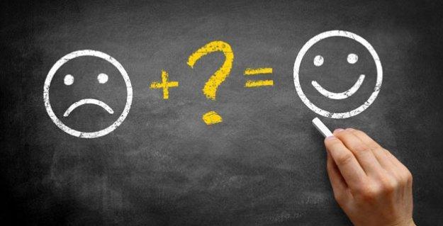 Mutluluğun matematiksel formülü