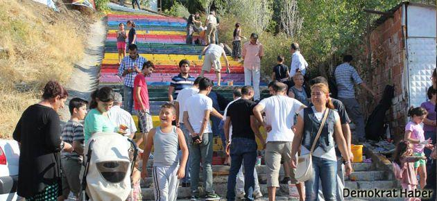 Narlıdere, Halk Forumu ile rengarenk