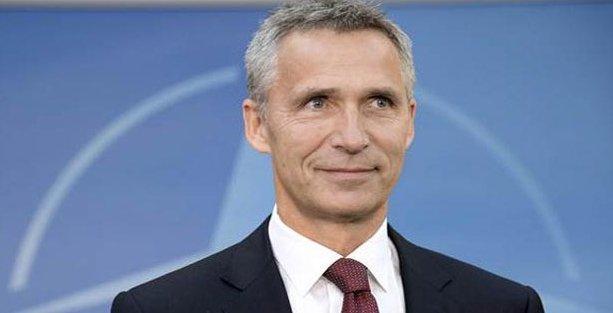 NATO: Tampon bölge gündemimizde değil