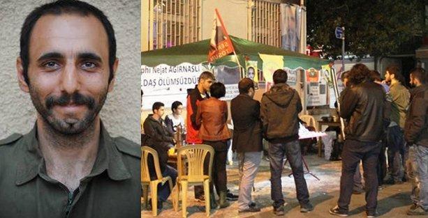 Nejat Ağırnaslı için Kadıköy ve Boğaziçi Üniversitesi'nde taziye çadırı kurdular