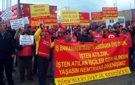 Nemtrans işçilerinin direnişi anlaşmayla sonuçlandı