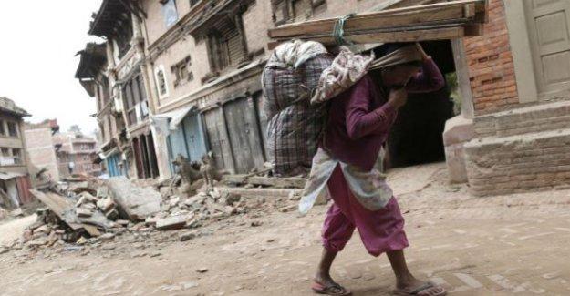 Nepal depreminde ölü sayısı 10 bini aşabilir