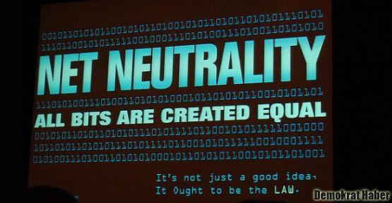 'Net tarafsızlığı'nı kabul eden ilk Avrupalı: Hollanda