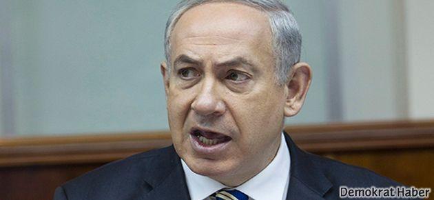 Netenyahu: Nükleer anlaşmayı tanımıyoruz