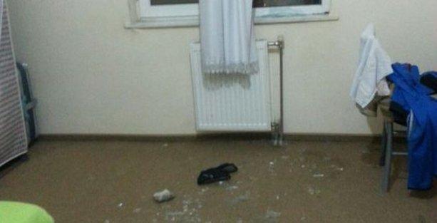 Niğde'de Kürt öğrencilerin evine taşlı saldırı