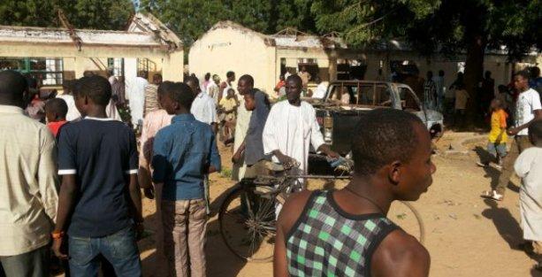 Nijerya'da bir okula daha intihar saldırısı