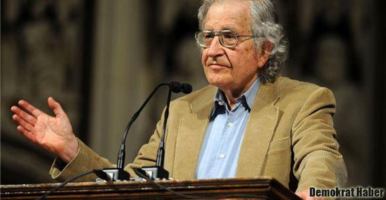 Noam Chomsky'nin Gazze İzlenimleri