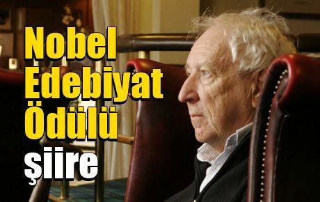 Nobel Edebiyat Ödülü şiire