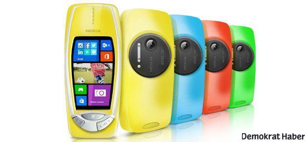 Nokia 1 Nisan Şakası: 41 MP Dokunmatik Nokia 33 10