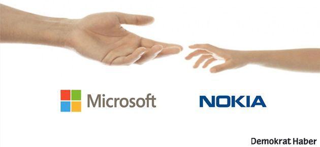 Nokia resmen Microsoft'un oldu