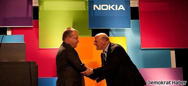 Nokia'nın Kalan Kısmı da Microsoft'a Geçiyor