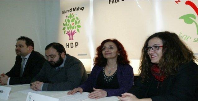 Nor Zartonk'un HDP'li Ermeni vekil adaylarından Erdoğan'a tepki