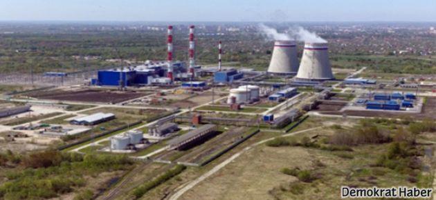 Nükleer santral temelinde maden bulundu!