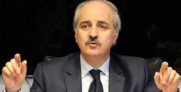 Numan Kurtulmuş: Adayımız büyük ihtimalle Erdoğan