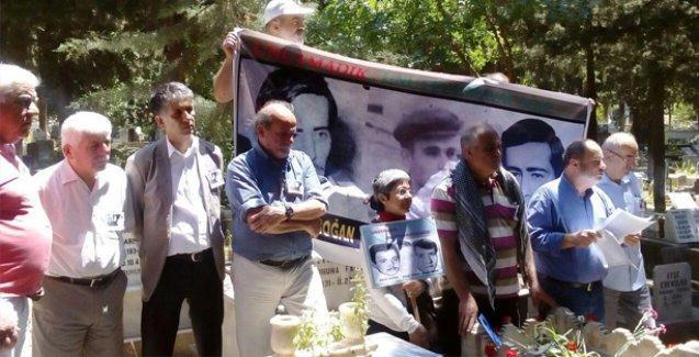 Nurhak Katliamı İzmir'de de unutulmadı