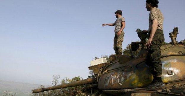 Nusra Cephesi ve Ahrar'uş Şam Lazkiye'ye saldırıyor