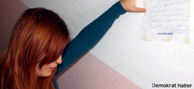 'O apartmandaki' kız öğrenci: Başbakan konuştu, yazı asıldı