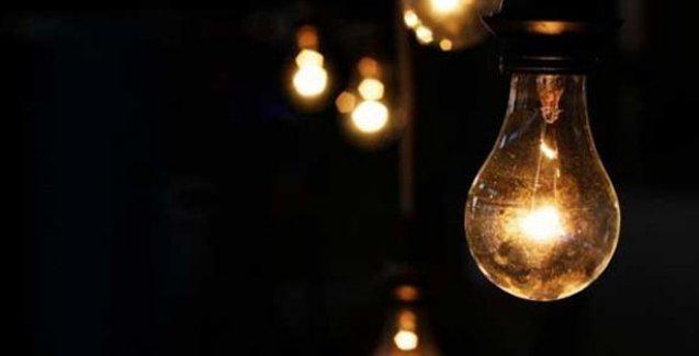 O ilçede 11 saatlik elektrik kesintisi